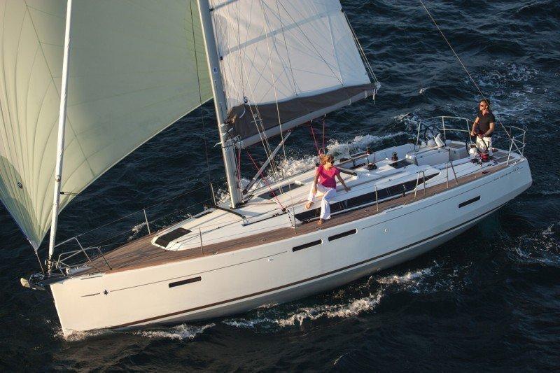 Sun Odyssey 419 (Morska Mačka)  - 0