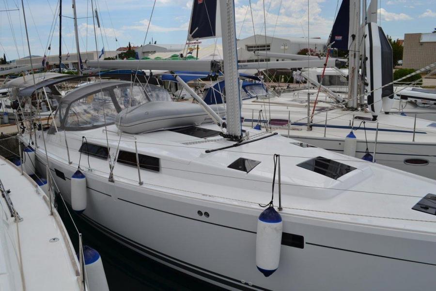 Hanse 415 (Vega)  - 3