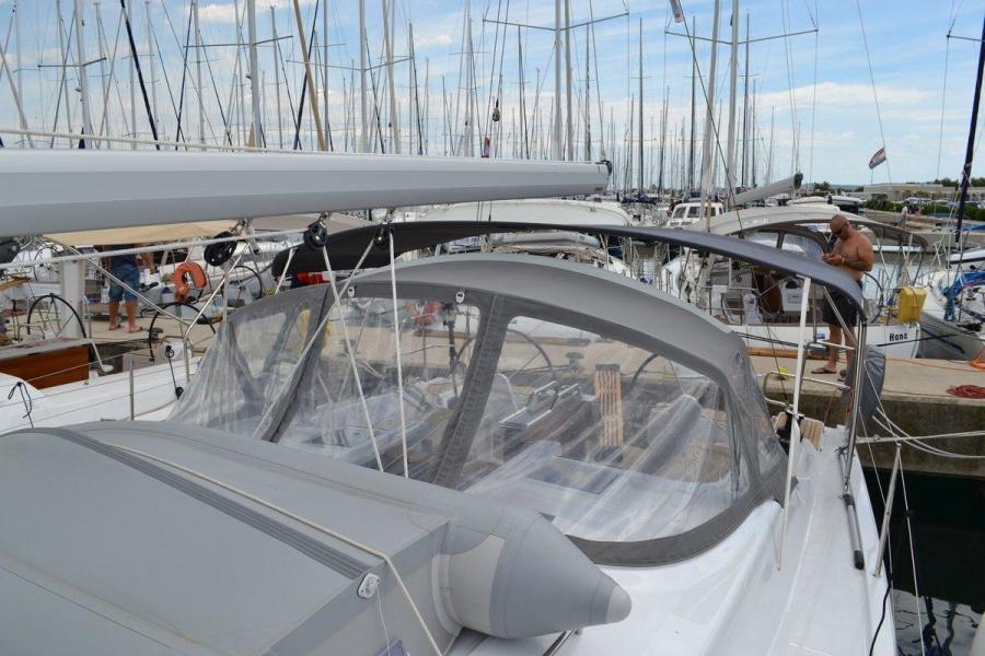 Hanse 415 (Vega)  - 5