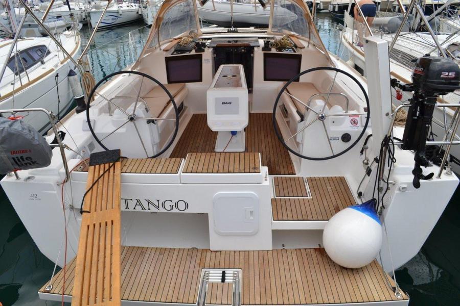 Dufour 412 GL (Tango)  - 0