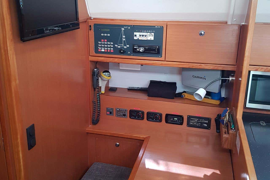 Bavaria Cruiser 50 - 4 cab. (Klane)  - 8