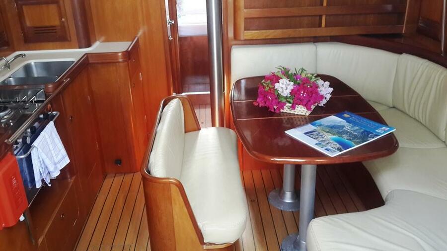Oceanis Clipper 411 - 4 cab. (Burda)  - 3