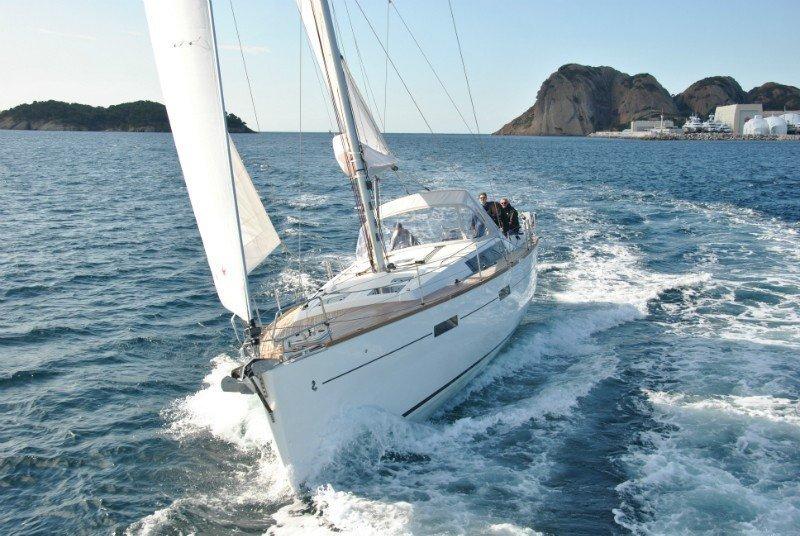 Oceanis 45 - 4 cab. (Agathos)  - 3