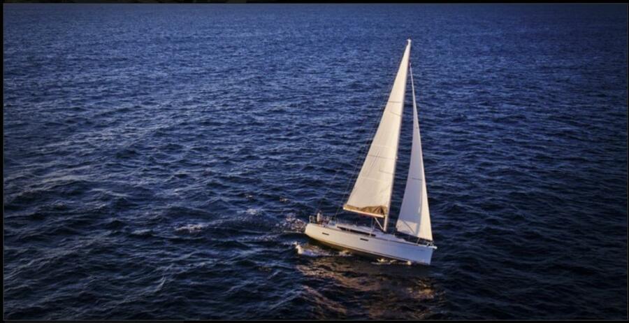 Sun Odyssey 389 (Geneva)  - 2