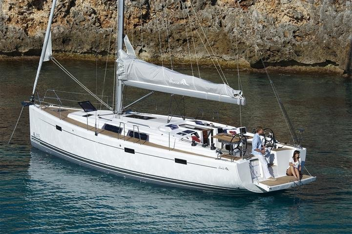 Hanse 415 (take a break)  - 2