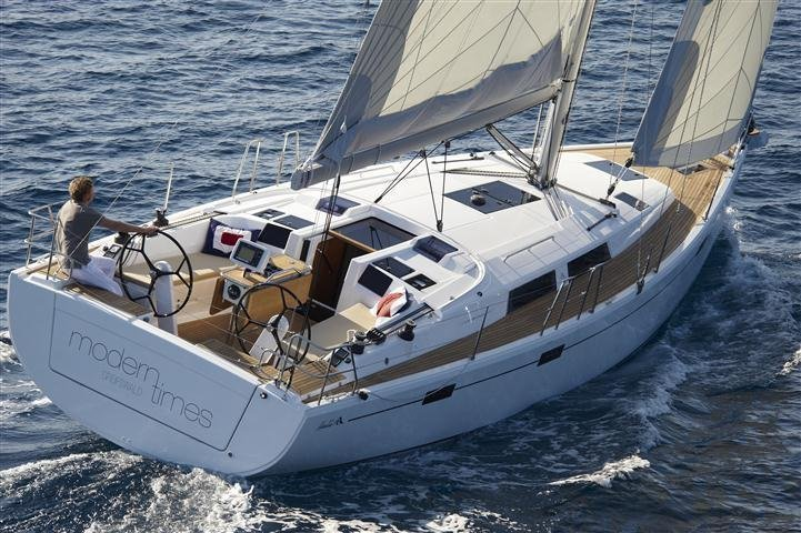 Hanse 415 (take a break)  - 4