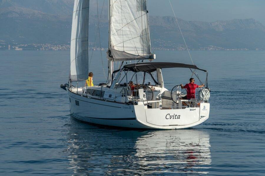 Oceanis 38.1 (Cvita)  - 6