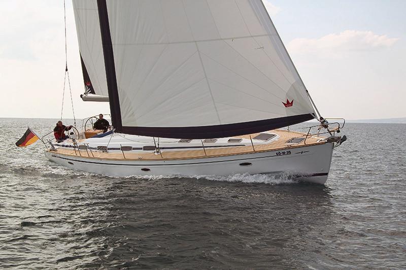 Bavaria 50 Cruiser (Muškat)  - 2