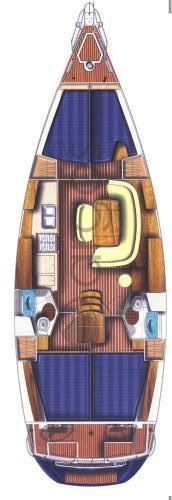 Sun Odyssey 45 DS - 4 cab. (Gabriel)  - 1