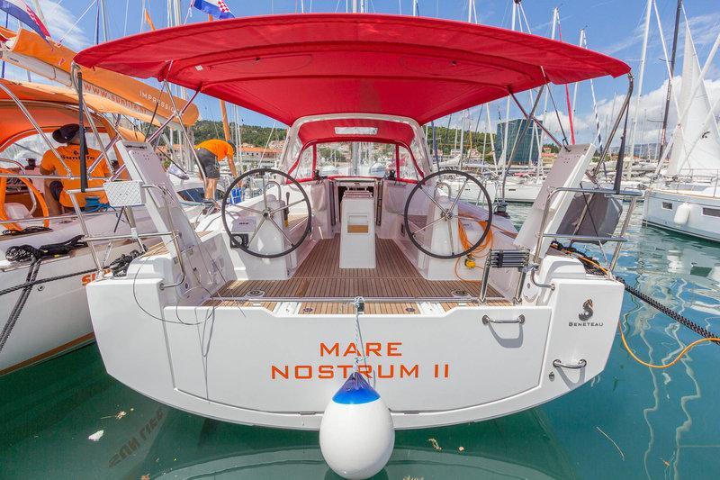 Oceanis 38.1 (Mare Nostrum II)  - 0