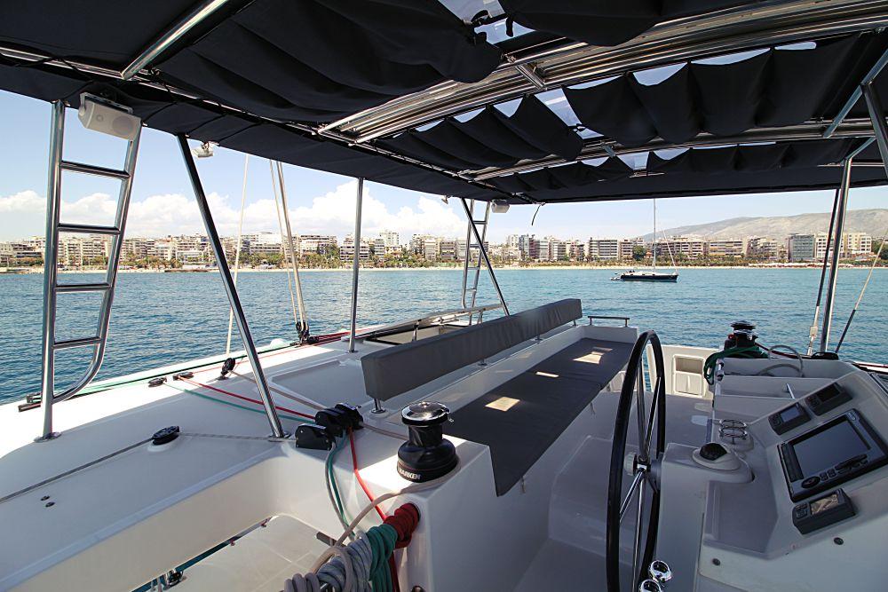 Lagoon 450 - 4 + 2 cab. (Baccarat)  - 3