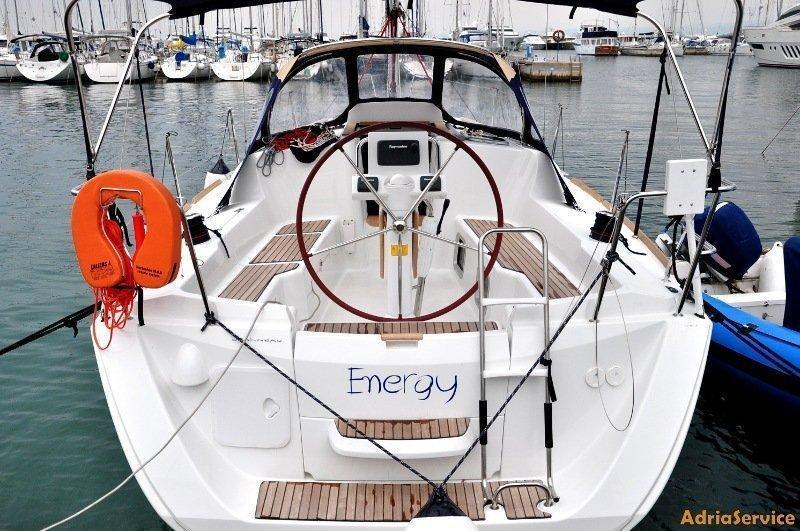 Sun Odyssey 33i (Energy)  - 0