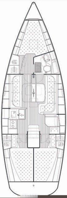 Bavaria 38 Cruiser (Mid AS)  - 1
