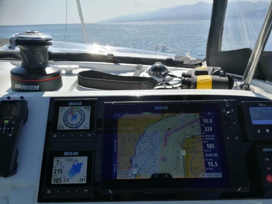 Lagoon 40 - 4 + 2 cab  (El Paso)  - 4