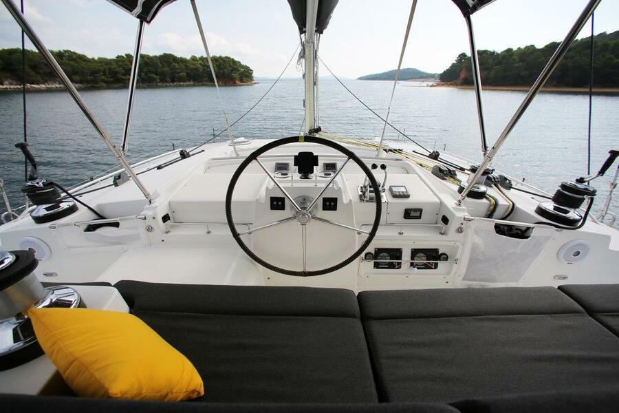 Lagoon 440 - 4 + 2 cab. (Unique)  - 9
