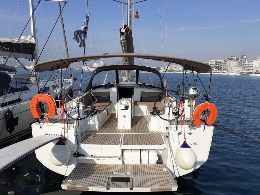 Sun Odyssey 490 - 4 + 1 cab.  (Bellatrix)  - 3
