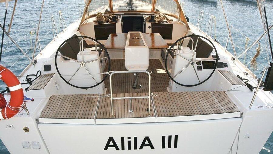 Dufour 460 GL (Alila III)  - 2