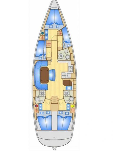 Bavaria 50 Cruiser (Prominea)  - 1