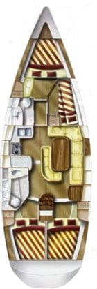 Gib Sea 43 (Armonia)  - 1