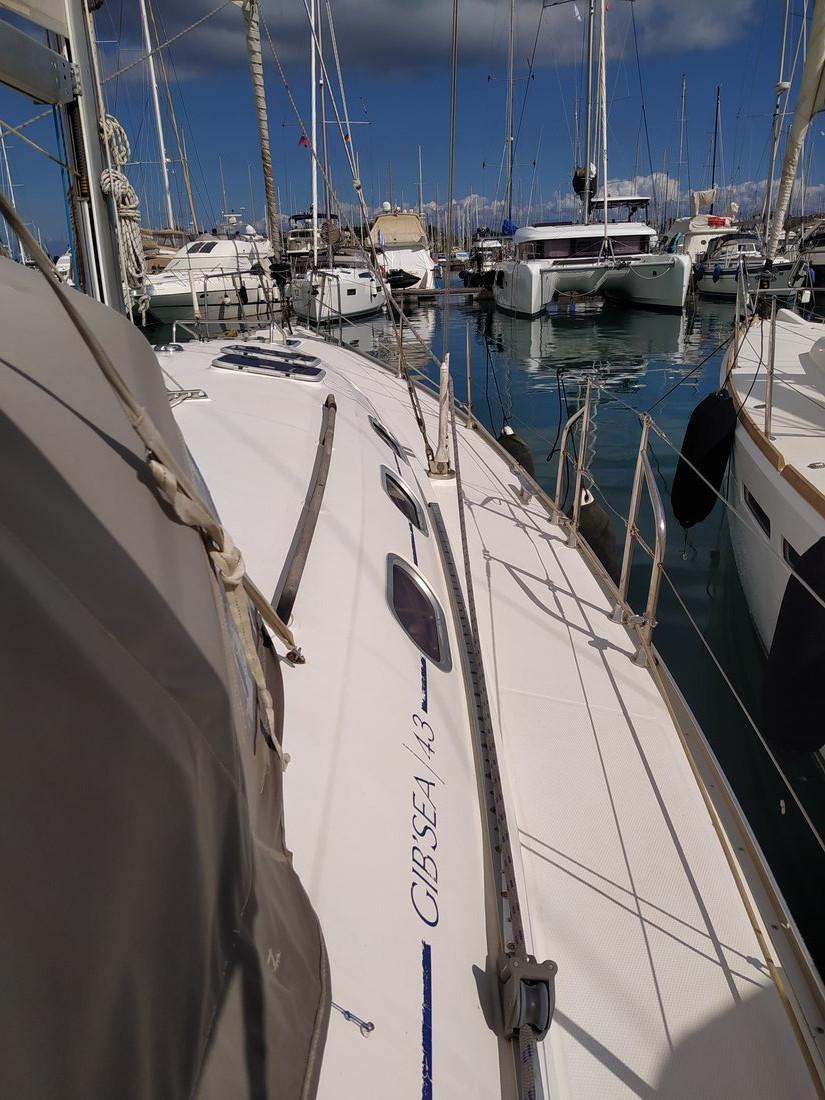 Gib Sea 43 (Armonia)  - 5