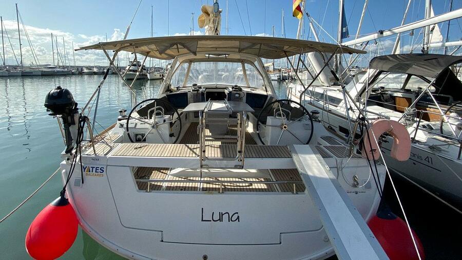 Oceanis 45 - 4 cab. (Luna)  - 3