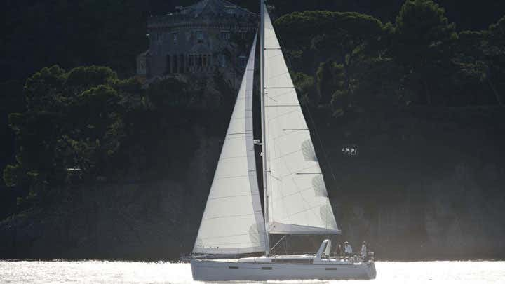 Oceanis 45 - 4 cab. (Luna)  - 7