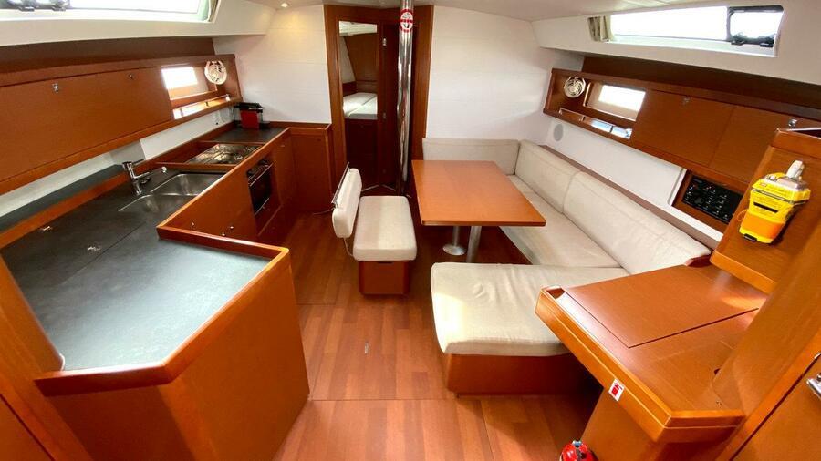 Oceanis 45 - 4 cab. (Luna)  - 9