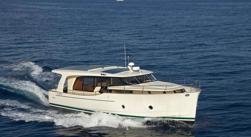 Greenline 40 (Lady Elma)  - 0
