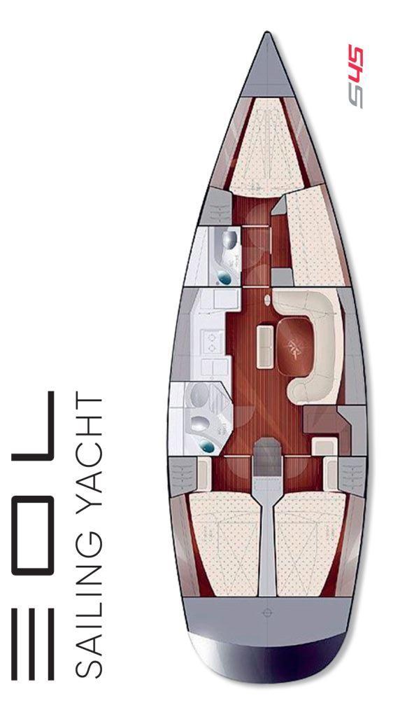 Salona 45 (EOL (R) Racer)  - 1