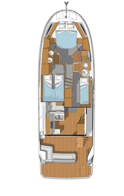 Swift Trawler 41 (Ben)  - 1