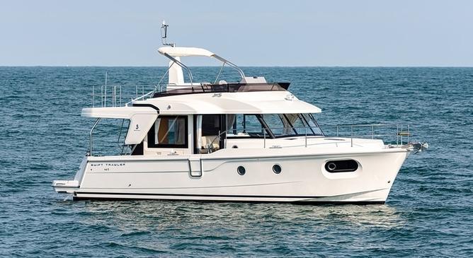 Swift Trawler 41 (Ben)  - 0