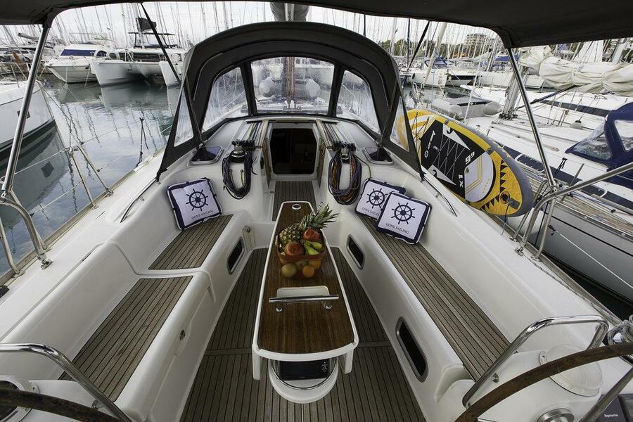 Oceanis 46 - 4 cab. (Victoria)  - 2