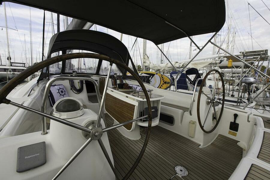Oceanis 46 - 4 cab. (Victoria)  - 3