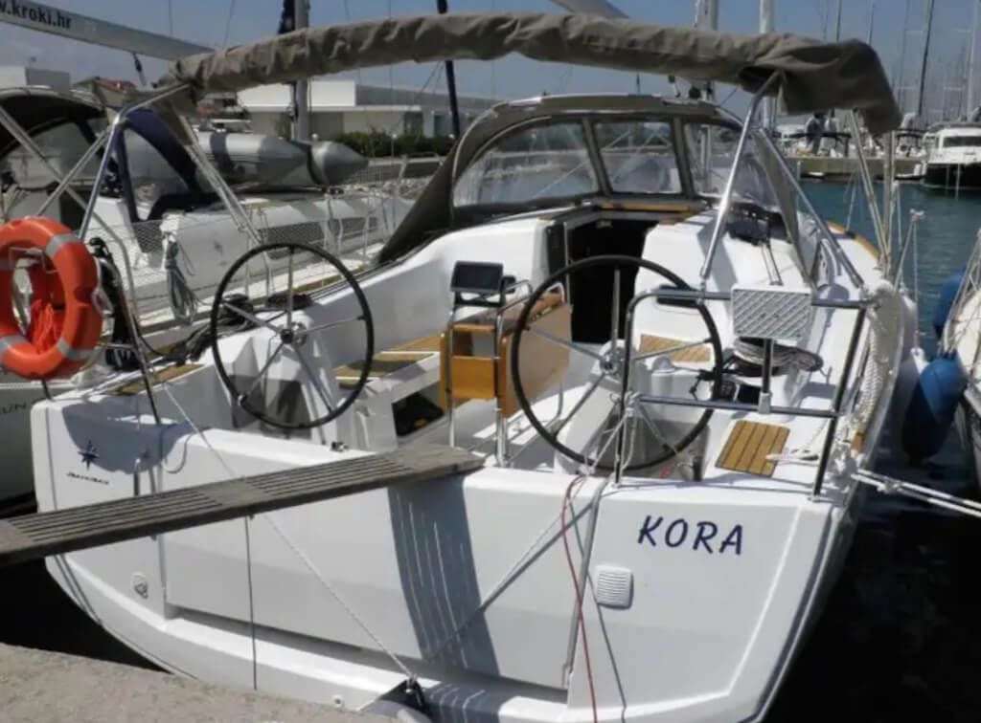 Sun Odyssey 349 (KORA)  - 0