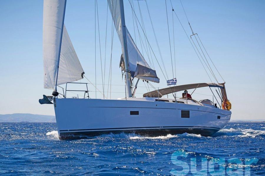 Hanse 455 (SUGAR)  - 5
