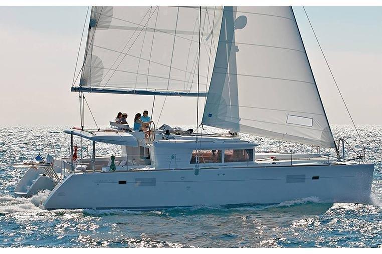 Lagoon 450 - 4 + 2 cab. (Sailing Blue 5 (Air conditioned))  - 0