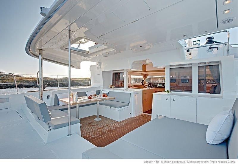 Lagoon 450 - 4 + 2 cab. (Sailing Blue 5 (Air conditioned))  - 3