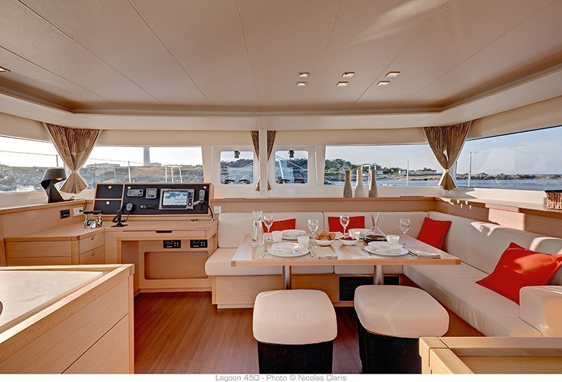 Lagoon 450 - 4 + 2 cab. (Sailing Blue 5 (Air conditioned))  - 5