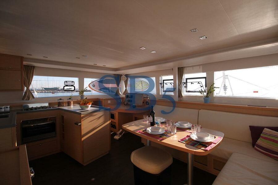 Lagoon 450 - 4 + 2 cab. (Sailing Blue 5 (Air conditioned))  - 9