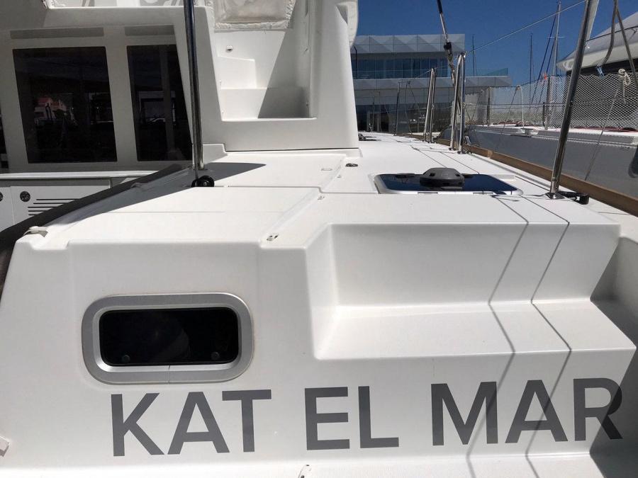 Lagoon 450 F - 4 + 2 cab. (KAT EL MAR)  - 5