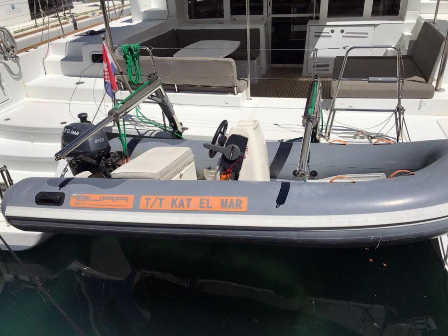 Lagoon 450 F - 4 + 2 cab. (KAT EL MAR)  - 11