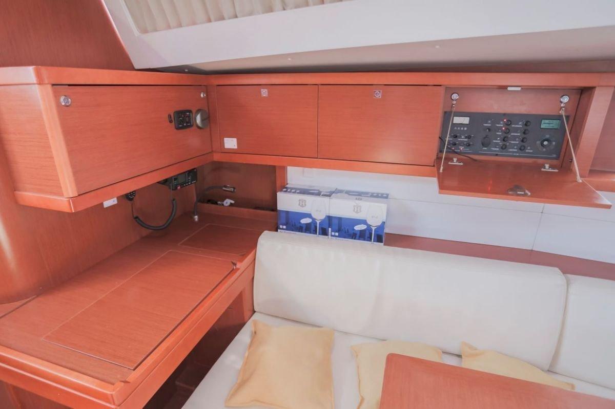 Oceanis 48 - 4 cab. (Mrs Kennedy)  - 9