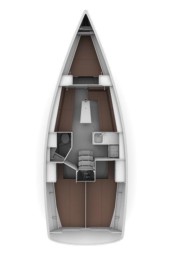 Bavaria Cruiser 34 (Adria Maša)  - 1