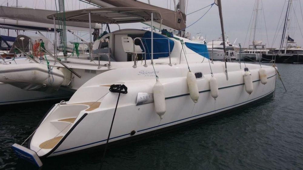 Athena 38 (Skiouros)  - 2