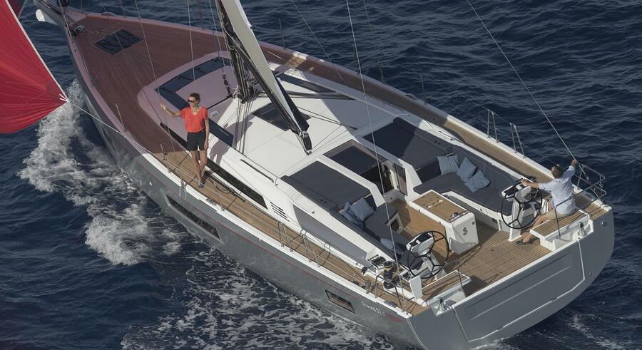 Oceanis 51.1 - 5 + 1 cab. (Aloha)  - 9