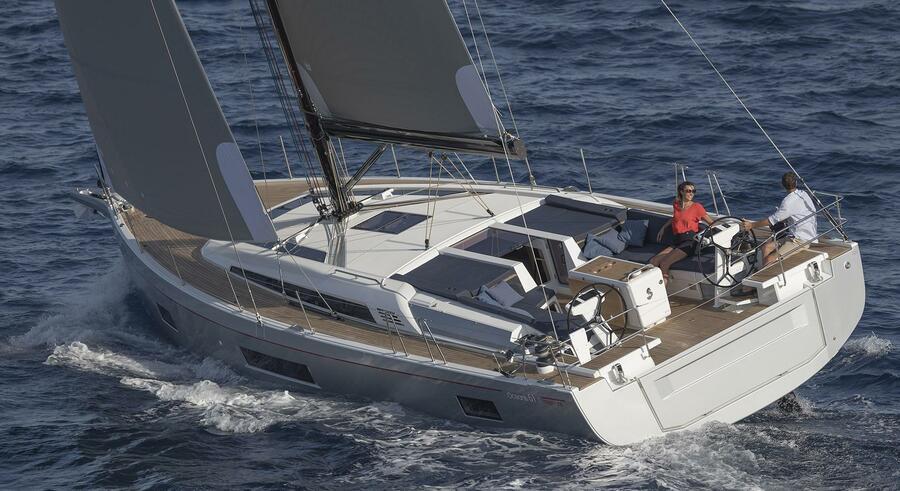 Oceanis 51.1 - 5 + 1 cab. (Aloha)  - 10