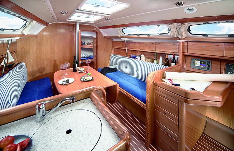 Bavaria 39 Cruiser (Cadargo)  - 6
