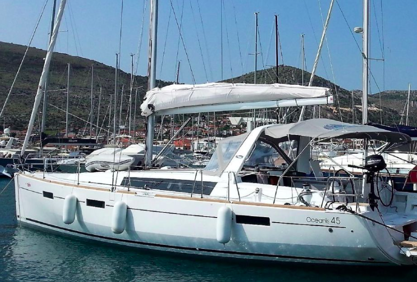 Oceanis 45 - 4 cab. (Marina)  - 0