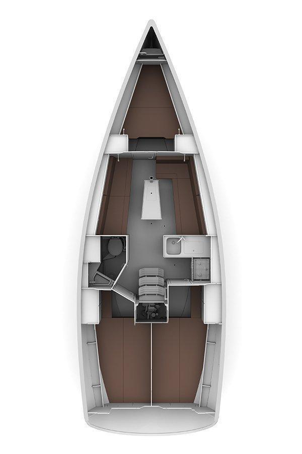 Bavaria Cruiser 34 (Vita)  - 1