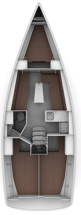 Bavaria Cruiser 34 (LADY ONE)  - 1